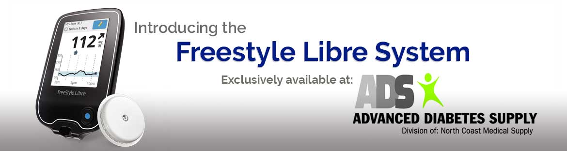 Freestyle Libre Available at ADS