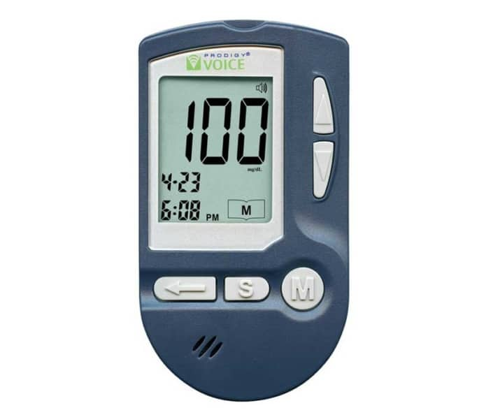 Prodigy Voice Glucose Meter