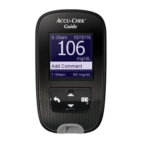 Accu-Chek Guide Reader