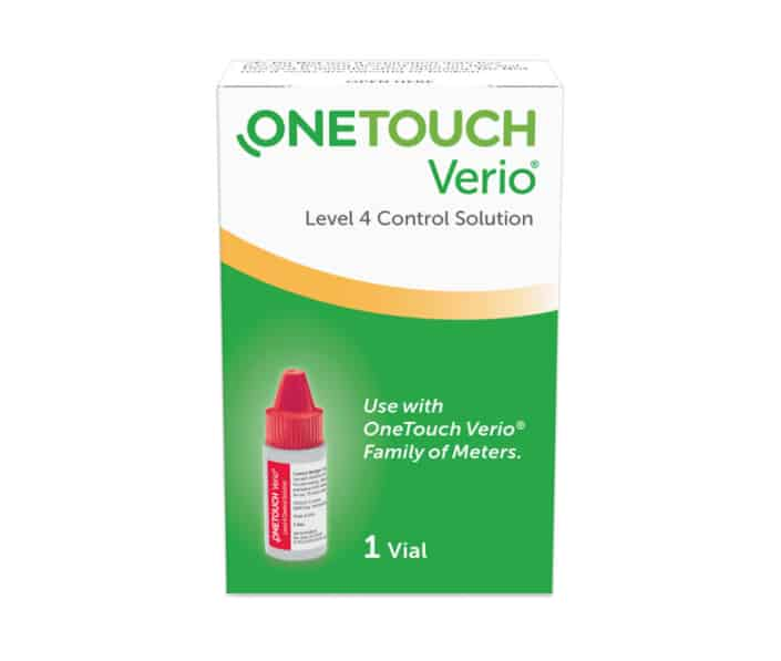 OneTouch Verio Level 4 Control Solution
