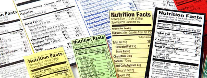 Food Labels & What They Mean