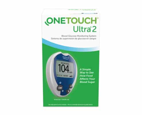OneTouch Ultra 2 Blood Glucose Meter
