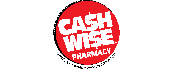 Link to Cash Wise Pharmacy website